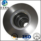 OEM Brake Disc Fit pour Benz ISO9001