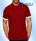 T-shirt de vente chaud de polo de qualité de fournisseur de la Chine