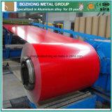 La couleur chaude de vente a enduit la bobine 5005 en aluminium