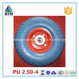 8 بوصة [بو] بوليثين عجلة 2.50-4 [بو] زبد إطار العجلة