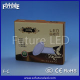 Alto Brightness 4W Round LED Light Panel per Commercial Use