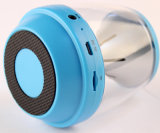 Mini Portable Bluetooth Speaker com diodo emissor de luz Light