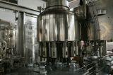 Lopende band van het Bier van de Fles van het glas de Vullende