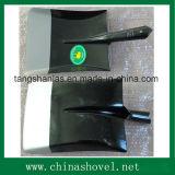 Schaufel-landwirtschaftliches Hilfsmittel-Bahnquadratische Stahlschaufel und Spaten