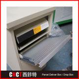 Установленная стеной безопасная коробка поставки парцеллы