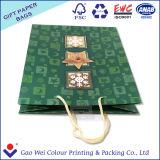 Bolsa de papel hecha en fábrica de encargo al por mayor