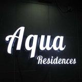 屋外の防水アクリルLEDの文字の印
