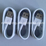 8 Pin Rayo Cable USB para iPhone5 Apoyo Ios7 (NM-USB-301)