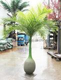 Пожаробезопасная искусственная пальма бутылки для домашнего украшения