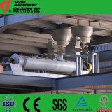Tipo de sequía máquina del aire caliente de la producción del tablero de yeso