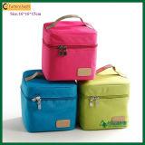 O projeto novo relativo à promoção personalizou os sacos isolados Tote do almoço dos sacos do refrigerador (TP-CB375)
