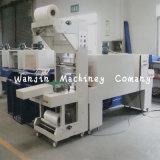 Machine Semi-Automatique de pellicule d'emballage de PE de rétrécissement de Wd-250A pour l'eau embouteillée