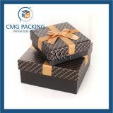 Prijs de van uitstekende kwaliteit van de Fabriek van het Vakje van de Gift van het Document van de Luxe (cmg-pgb-023)