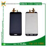 Golpe que vende el teléfono LCD de China Mobile del precio bajo para LG Optimus G FAVORABLE E980