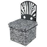 MDF полиэфира хранения малышей складной ягнится стул (GSA7090S)