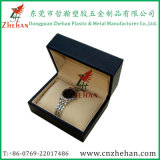 ギフトの表示のための豪華な木の宝石類の荷箱