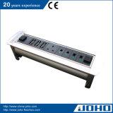 Vibrazione di alluminio sul tipo elettrico rotativo zoccolo dello zoccolo dell'interruttore dello scrittorio