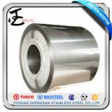 bobine de écrouissage de l'acier inoxydable 201 304