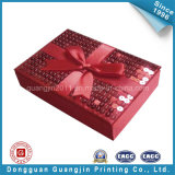 Paillette Ornament를 가진 유일한 Design Red Paper Gift Box