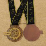 Acollador de la medalla del metal del acontecimiento de la bicicleta (KQ-JP-08)
