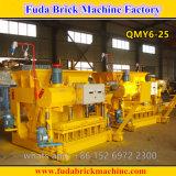 Máquina móvel de condução hidráulica do tijolo do tamanho médio da maquinaria de Fuda