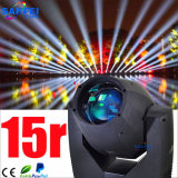 Neues Products Double Prisms Sharpy Moving Head 330W 15r Beam Light