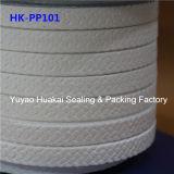 100% reiner PTFE Teflon ohne Schmieröl-Pumpen-Flansch-umsponnene Verpackung