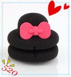 Selling superiore Hat Shape Foam Hair Rollers Sponge Sleep in Rollers