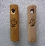 No cortadora de madera de cristal de cuero cerrada metal del grabado del laser del acrílico