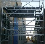 Échafaudage en acier certifié par GV pour la construction