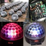 Luz del efecto de etapa del club de noche del RGB DJ LED