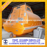 Fabricante livre do barco salva-vidas da queda do F.R.P