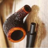 Труба нового Briar высокого качества 100% способа Handmade деревянного куря