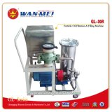 Berühmte Gl Serien-bewegliche Öl-Filtration China-u. Füllmaschine