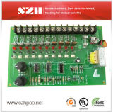 LCDは多層液浸の金PCBのボードアセンブリを監察する