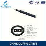 Cable de la fibra del uso FTTH del conducto de la gota
