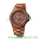 Het hete Houten Horloge van de Manier, het Beste Horloge Ja- 15102 van de Kwaliteit