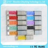 각종 색깔 수정같은 보석 USB 펜 드라이브 (ZYF1902)