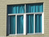 Aluminium schiebendes Windows