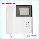 4 인치 색깔 주택 안전 영상 문 전화 (A4-F2C)