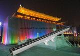 24 luces del baile del disco de la arandela de la pared de los pedazos 10W LED (LWB-4-2410)