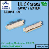 LÄRM 41612 Type europäisches Connector 3rows 48pin Curve Female
