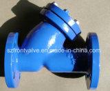 O aço de molde/ferro de molde flangeou Y-Filtros da extremidade