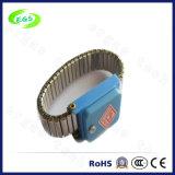 De draadloze Riem van de Pols, ESD van het Roestvrij staal de Antistatische Riem van de Pols (egs-504)