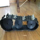 Trilha de borracha robótico pequena 60*18.5*50 da fonte de Fazer-em-China