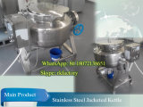 Portable Gas Burnerの300L Movable Jacketed Kettle