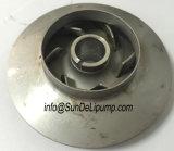 (4SPM3/6-0.37kw) bomba de agua sumergible de receptor de papel profundo del acero inoxidable de 4 pulgadas