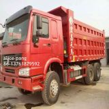 360HP Sinotruck Vordere-Lifting-Dump-Bucket-Style 6*4 Ladung-Delivery Used HOWO Heavy Truck