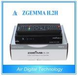 Linux TV Box Zgemma H. 2h DVB S2 DVBのT2 DVB C