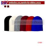 Acrylbeanie-Hut-Uhr-Schutzkappe Sports Hut (C1057)